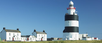 The Hook lighthouse, County Wexford, Ireland